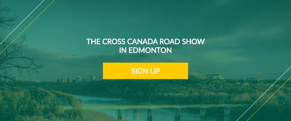 Cross-Canada Road Show in Edmonton