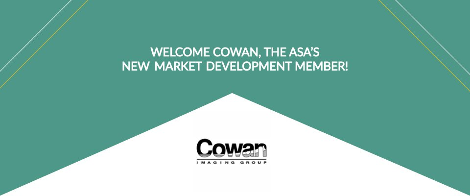 Cowan – 2017 New Market Development Member