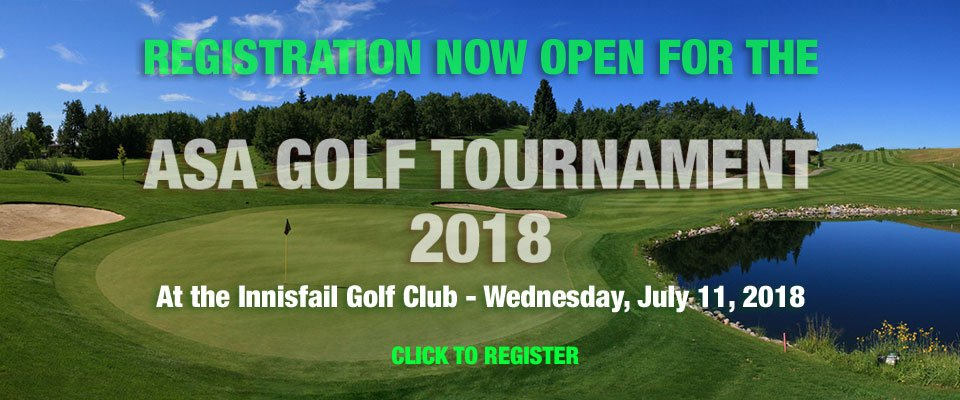 ASA Golf Tournament 2018